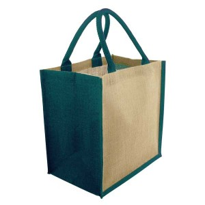 Green & Good Brighton Jute Bag