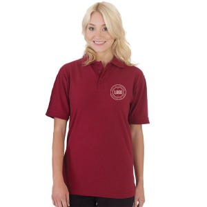 Ultimate Clothing H/W 50/50 Pique Polo