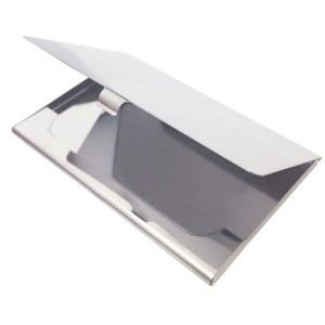 Stainless Steel Business Card Case