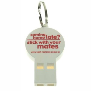 Promosafe Emergency Whistle