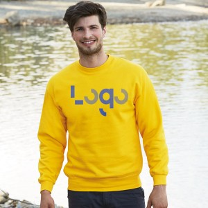 Fruit Of The Loom Mens Classic Set-In Sweatshirt