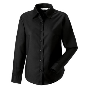 Russell Collection Ladies Long Sleeve Blouse