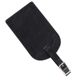Melbourne Nappa Leather Luggage Tag