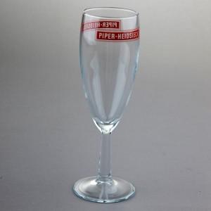 Modern Flute Glass