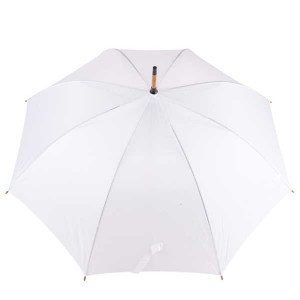 Classic Wood Crook Umbrella