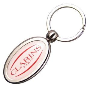 Zinc Alloy Key Ring