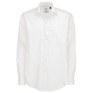 B&C Men's Smart L/S Shirt