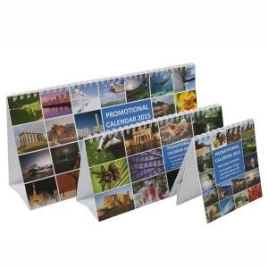 Standard Easel Calendar