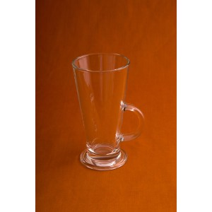 Barista Latte Glass