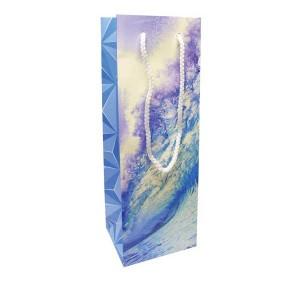 Laminated Bottle Bag - Full Colour