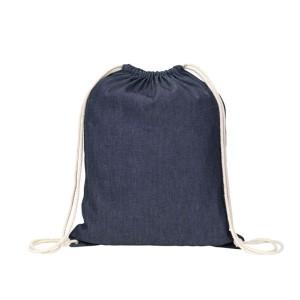 Hartley 8oz Denim Drawstring Bag