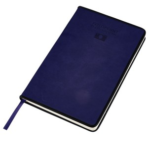 Lincoln PU Notebook