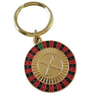 45mm Soft Enamel Key Ring