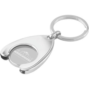 Wishbone Trolley Token Key Ring