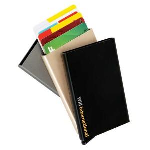 RFID and NFC Metal Card Protector
