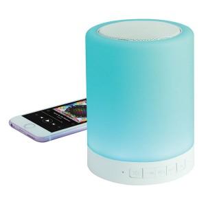 LED Moodlight Bluetooth Speaker