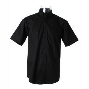Kustom Kit Short Sleeve Corporate Oxford Shirt