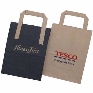 Kraft Paper Goody Bag