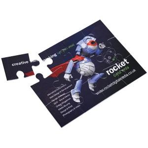 12 Piece Jigsaw with Bespoke Mailer Carton