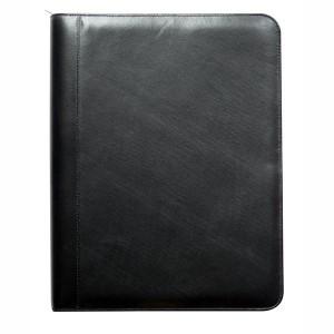 Warwick Zipped Leather A5 Conference Folder