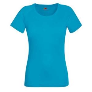 Fruit Of The Loom Ladies Performance T-Shirt