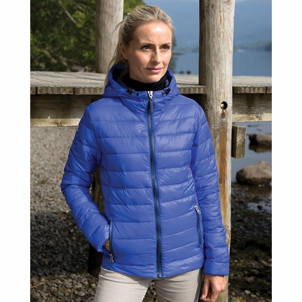 Result Urban Outdoor Wear Ladies Snow Bird Padded Jacket