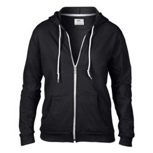 Anvil Ladies Full Zip Hoodie