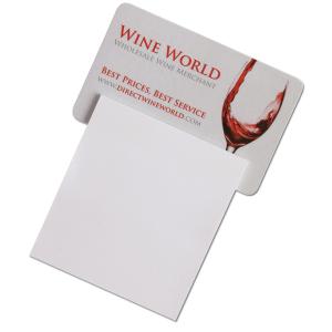 Fridge Magnet Sticky Note Pad