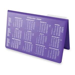 Easel Desk Calendar