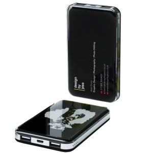 Crystal Maxi 6000mAh Powerbank