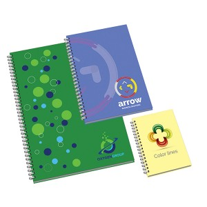 A4 Hardcover Notepad
