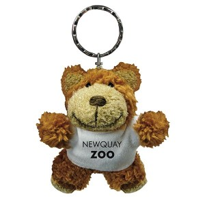 Buster Bear key ring