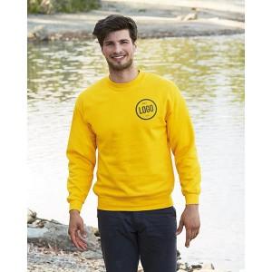 Fruit Of The Loom Set-In Sweatshirt