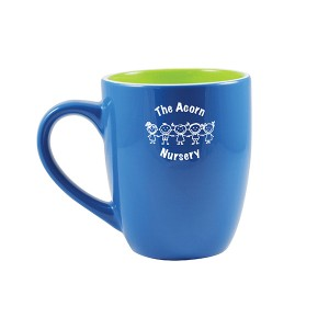 Mini Marrow ColourCoat Inner and Outer Colour Mug