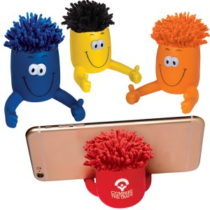 Stress Mop Topper Pop-i Phone Stand