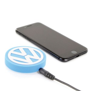Zens Wireless Charger with Silicone Cover