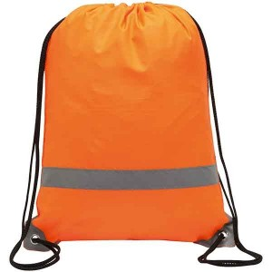 Knockholt Reflective Drawstring Bag