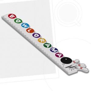 300mm Custom Shaped Ruler