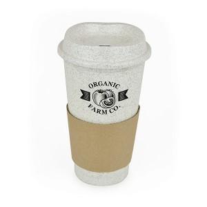 Lo-Cost Natural Take Out Mug