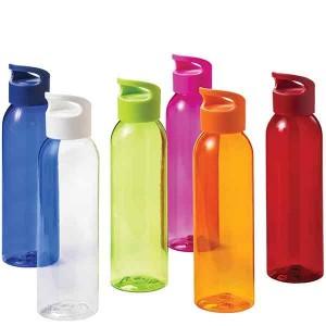 Sky Translucent Sport Bottle 650ml