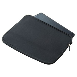 15 Inch Neoprene Zipped Laptop Sleeve