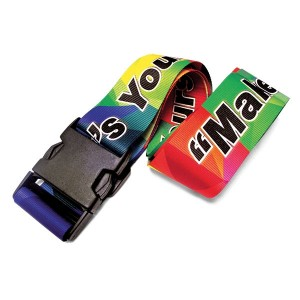 Luggage Strap - Full Colour