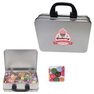 Suitcase Sweet Tin