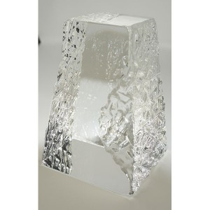 Cippolini Crystal Desktop Award