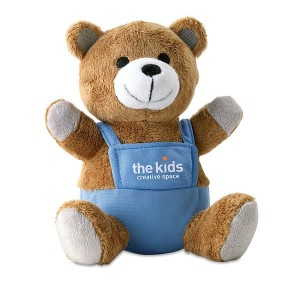 Dungaree Teddy Bear