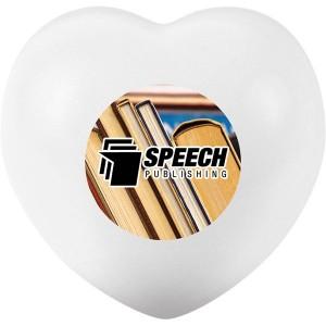 Heart Stress Ball - Full Colour
