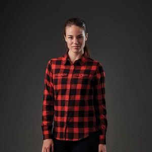 Stormtech Ladies Snap Front Shirt