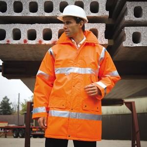 Result Safe-Guard Motorway Coat