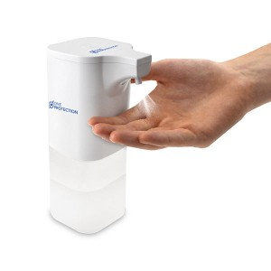 Contactless Hand Sanitiser System