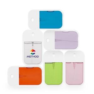48ml Oriel Hand Sanitiser (Coloured) - Full Colour